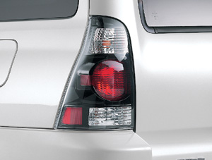 Make-up rear combination lamp