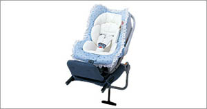 Baby seat (G−Child ISObaby) seat base (G−Child ISO base)