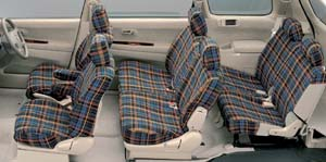 Full seat cover EX (A type)