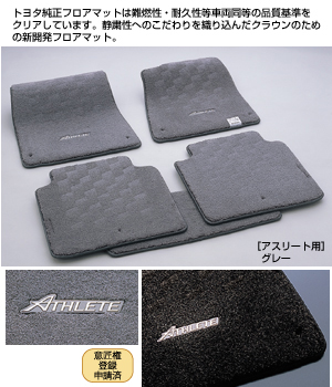 Floor mat (excellent type)