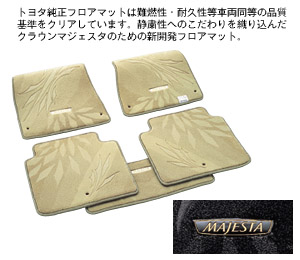 BASIC item (floor mat type 1 (pre- stage))