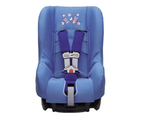 Child seat cover