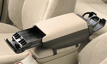 Multiple use center console