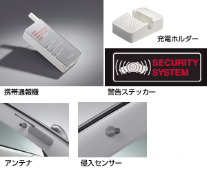 Information type automatic alarm (standard)/information type automatic alarm [standard/multiplex adapter]