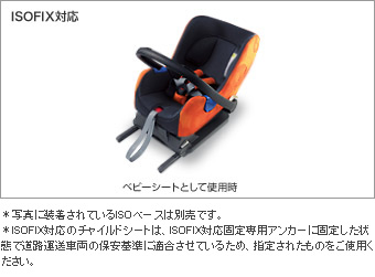Baby seat (NEO G−Child ISO)