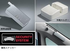 Information type automatic alarm (standard)/information type automatic alarm (standard/multiplex adapter)