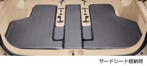 Luggage flat mat