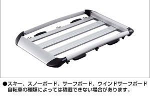 surishisutemuratsuku (aluminum rack attachment)