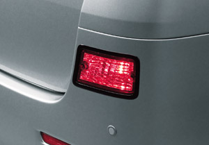 Rear fog lamp/rear fog lamp (light body/switch)