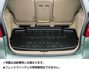 Luggage tray