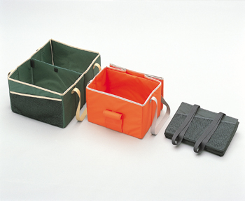 Convenience bag (black) (ivy green) (sunrise orange)