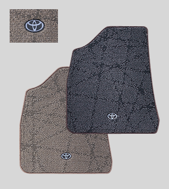 Floor mat (deluxe type)