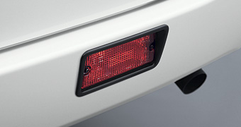 Rear fog lamp rear fog lamp (light body) (switch)