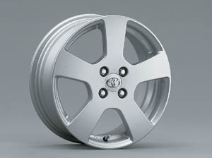 Aluminum wheel (standard [/15 inch 14 inches])