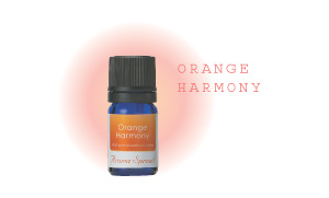 Aroma spread (essential oil [orange harmony])