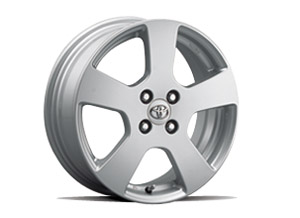 Aluminum wheel (standard (/15 inch 14 inches))