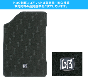 Floor mat (BASIC type)