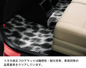 Floor mat (GLOSSY STYLE)