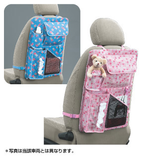 Mother pocket (blue/pink)