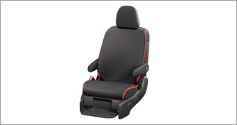 Seat cover (water absorption type)