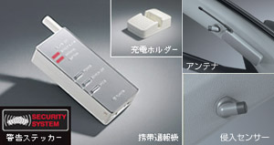 Information type automatic alarm/information type automatic alarm (substance)/information type automatic alarm (multiplex adapter)