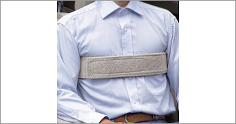 Chest fixed belt (wheelchair exclusive use)