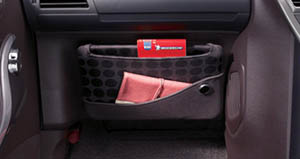 Removable shelf (glove compartment)