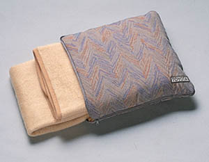 Blanket cushion