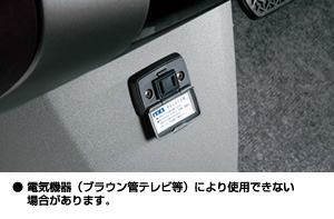 Power outlet (AC power source)