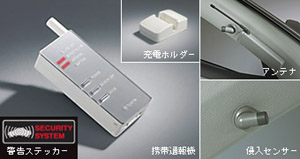 Information type automatic alarm/information type automatic alarm (standard/multiplex adapter)
