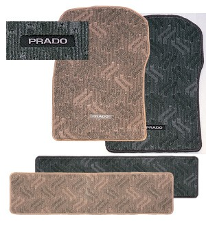 Floor mat (luxury type 3 line)