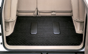 Trunk mat (carpet type)