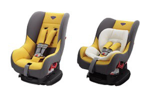 Child seat (G−Child plus (yellow))