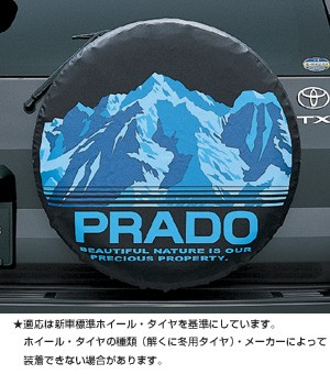Spare tire cover (software type 1)