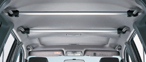 System bar (for rear)