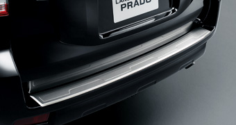 o npasutetsupugadopuraima (rear bumper step guard)/rear bumper step guard