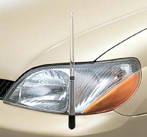 Fender lamp design type