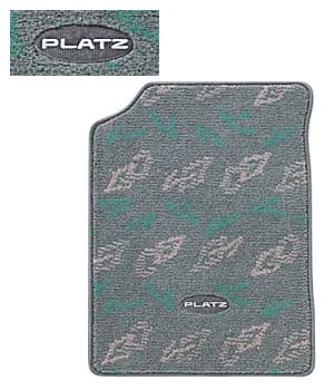 Floor mat deluxe type