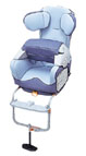 Child seat G−Cheild ISO seat base