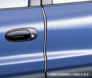Door edge protector (stainless steel make 1 units set)