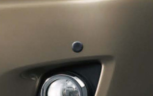 Corner sensor (front left and right)