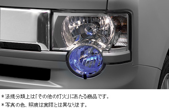 Headlight illumination