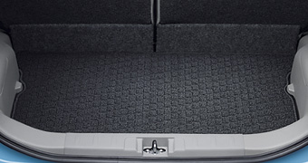 Luggage mat