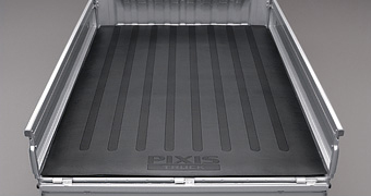 Carrier rubber mat