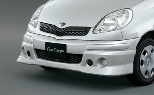 Front spoiler (large size)