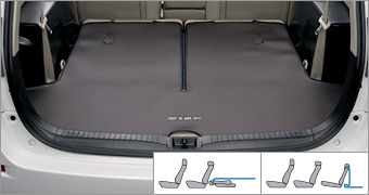 Long luggage mat