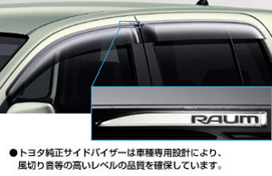 BASIC item (side visor [RV wide type 1])