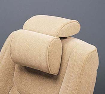 Yes falling down type headrest