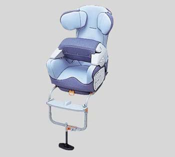 Child seat (G−Child ISO)/seat base (G−Child ISO base)/