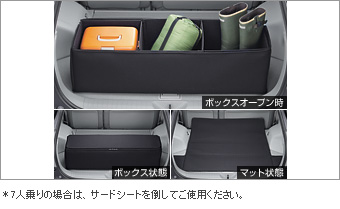 Luggage software box